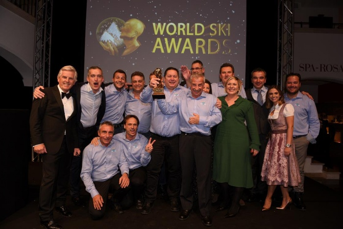 News: Val Thorens leads winners at 2017 World Ski Awards