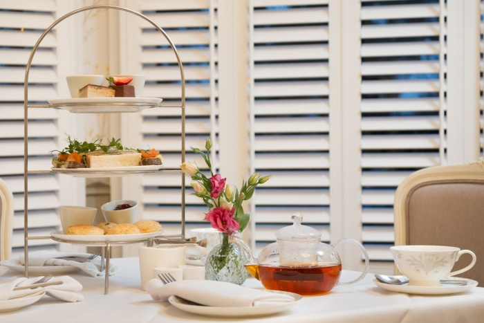 Laura Ashley the Tea Room joins vegan wave