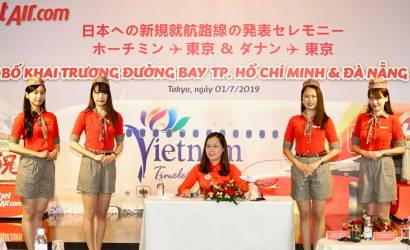 Vietjet launches two new Japan connections