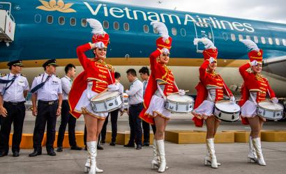 Vietnam Airlines lands at Sheremetyevo Airport for first time