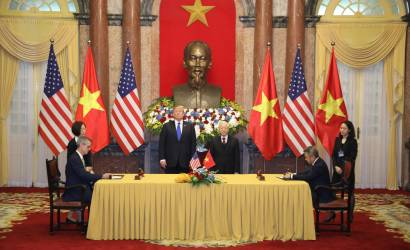 Vietnam Airlines expands Sabre partnership as Trump touches down in Hanoi