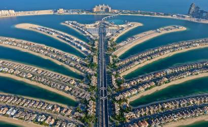 Nakheel unveils the View from the Palm