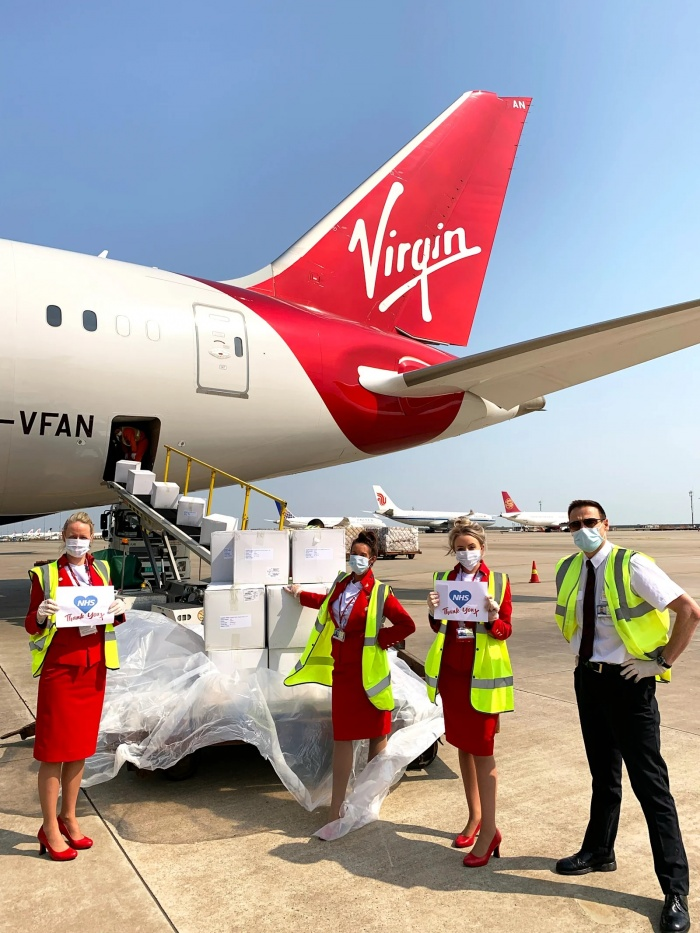 Virgin Atlantic faces collapse without government support