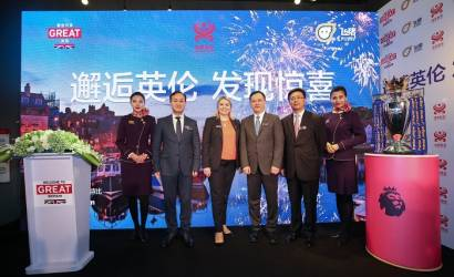VisitBritain signs Hainan Airlines partnership to boost Chinese visitor numbers