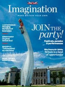 VisitBritain to launch print magazine