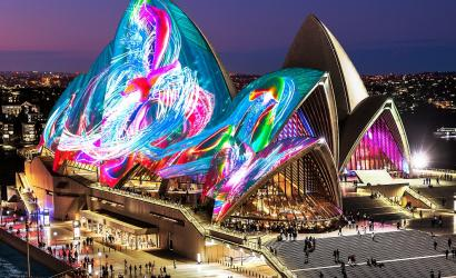 Final preparation begin for Vivid Sydney 2019