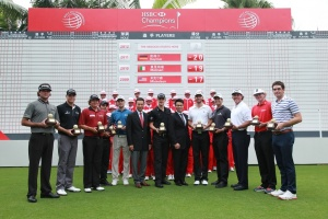 Mission Hills plays host to WGC-HSBC Champions 2012