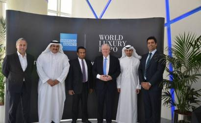American Express Saudi Arabia signs on for World Luxury Expo