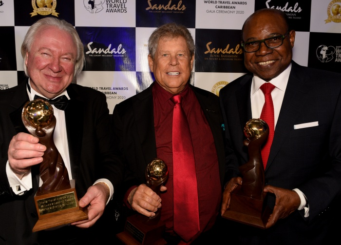 World Travel Awards unveils Caribbean winners at Sandals Royal Bahamian