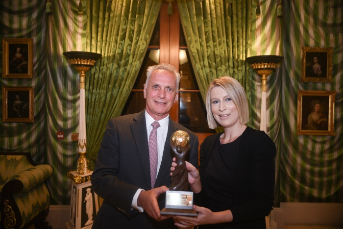 The Lanesborough takes top World Travel Awards title