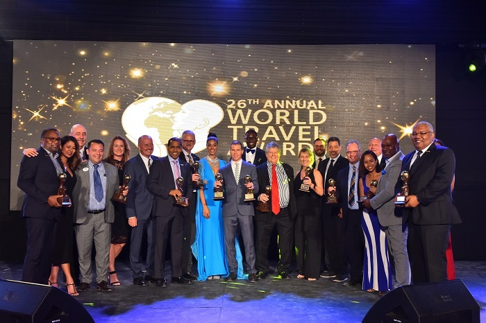 Sandals Resorts scoops top titles at World Travel Awards