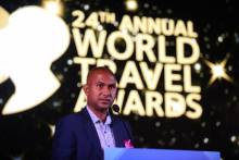 World Travel Awards Indian Ocean Gala Ceremony 2017