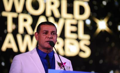 World Travel Awards celebrates successful Dhiraagu partnership