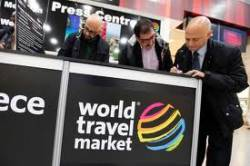 Barry Gibbons to open World Travel Market 2012 in London