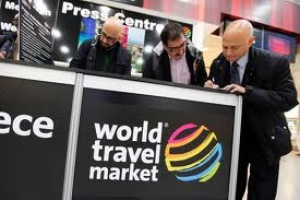 Greek tourist office to sponsor World Travel Market Press Centre