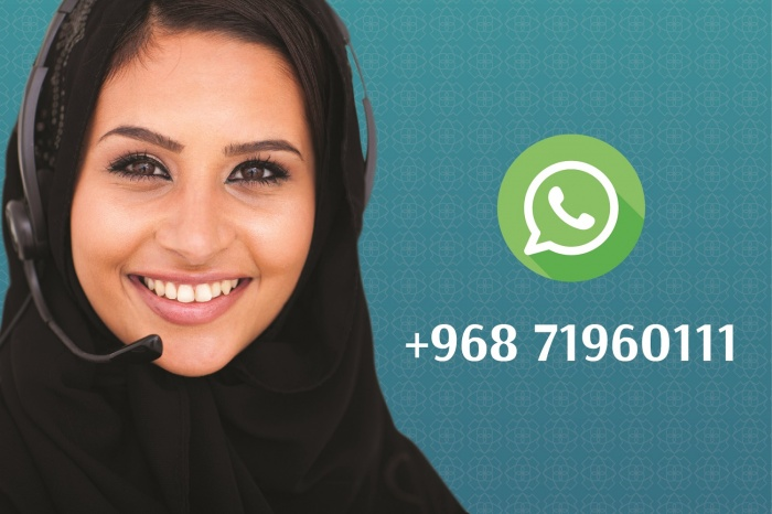 Oman Air launches WhatsApp service to guests