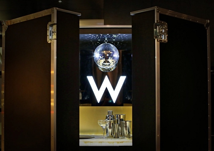 W London – Leicester Square launches Mega Bar