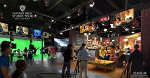 Warner Bros. Studio expands behind the scenes tours in Hollywood