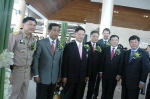 Thailand's Tourism and Sports Minister opens new Phuket resort