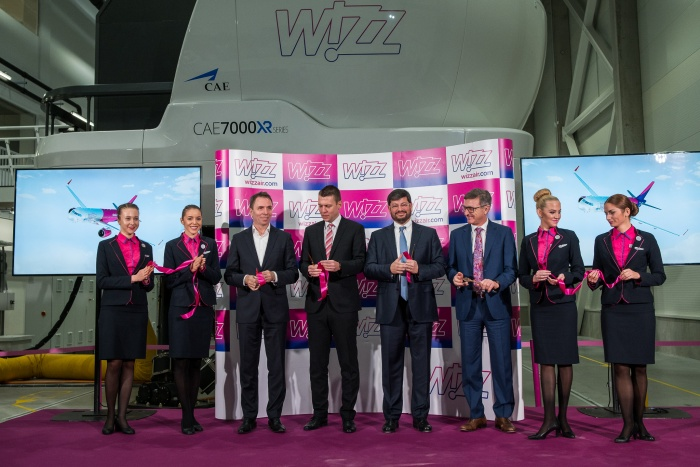 Wizz Air opens state-of-the-art training centre in Budapest