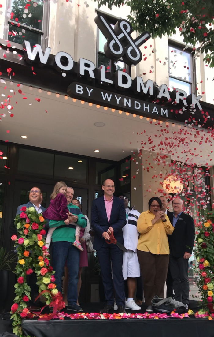 Wyndham Destinations opens new property in downtown Portland