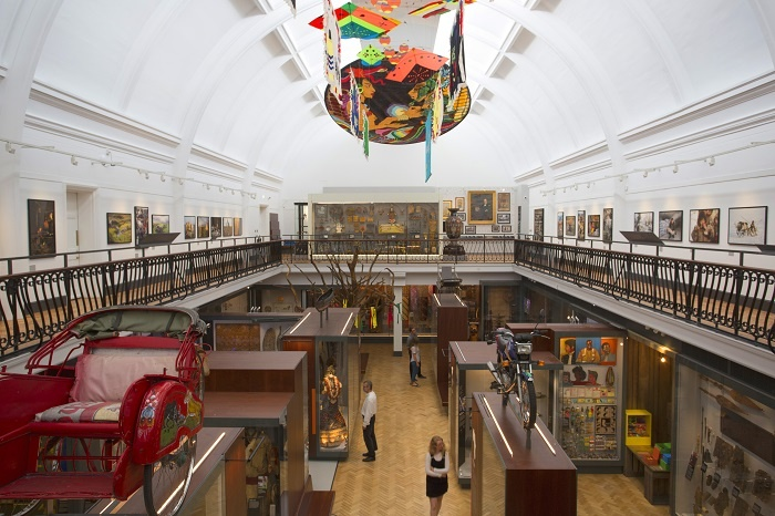 World Gallery opens at Horniman Museum in London