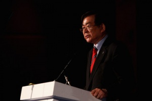 Korean Air chairman calls for greater logistics integration