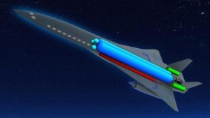 "Paris Air Show: ""Hypersonic"" jet to travel from Paris to New York in 90 minutes"
