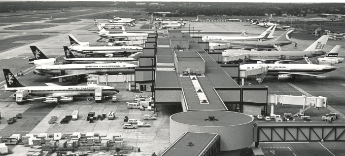 Breaking Travel News investigates: Gatwick celebrates historic anniversary