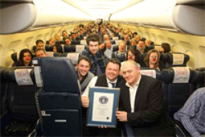 Smile High Gig sets new Guinness World Records title