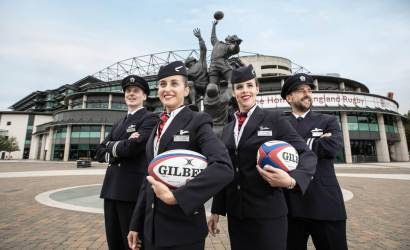 British Airways becomes official airline partner to England Rugby