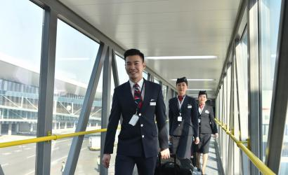 British Airways touches down at Beijing Daxing Airport