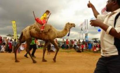 Kenya's annual Camel Derby next month