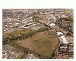 Network Rail search for development partner for site at Chaddesden Triangle