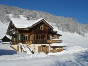 The Chalet Experience upgrades website