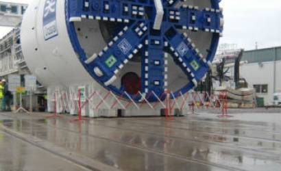Crossrail launches competition to name giant tunnelling machines