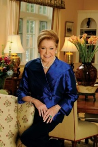 Mary Higgins Clark adds suspense to Crystal's Black sea cruise