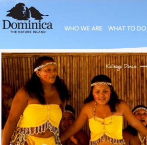 Dominica unveils website