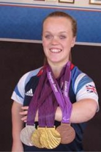 Ellie Simmonds to launch aqua park on Norwegian Breakaway