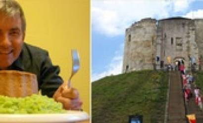 English Heritage searches for historic venues that are good enough to eat!