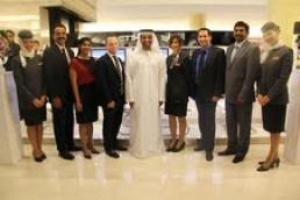 Etihad Airways opens new kiosk in Abu Dhabi Mall