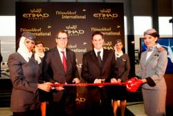 Etihad Airways launches new Düsseldorf route