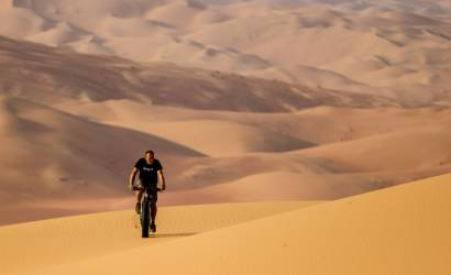 Fat biking arrives in the UAE