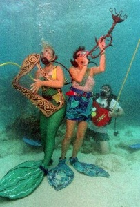 Florida Keys underwater music festival hits right note