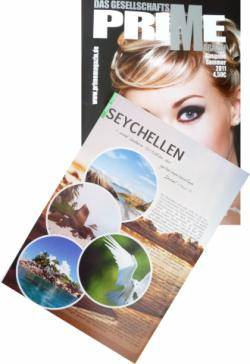 Germany's PRIME Magazine looks at the Seychelles