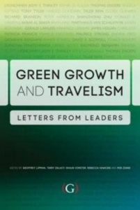 "Book launch of ""Green Growth and Travelism"" at Rio+20"