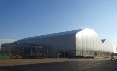 easyJet opens maintenance hangar at Gatwick