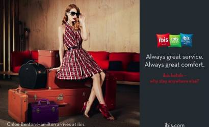 ibis hotels launches new UK advertising campaign
