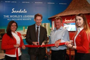 Sandals signs with Barrhead Travel for Scottish collaboration
