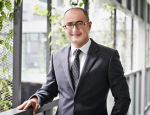 Ilyaszade takes up leadership role with Pan Pacific